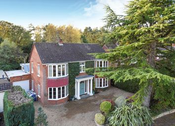 Thumbnail 5 bedroom detached house for sale in Woodlands Close, South Ascot