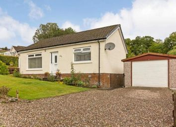 Thumbnail 2 bed bungalow for sale in Lubnaig Drive, Callander, Stirlingshire