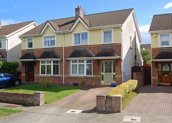 Thumbnail 4 bed semi-detached house for sale in 40 St Andrew's Drive, The Fairways, Lucan, Dublin