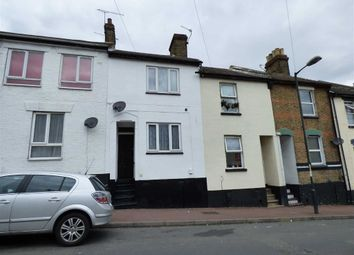 Thumbnail 3 bedroom terraced house to rent in Castle Road, Chatham