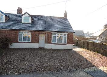 Thumbnail 4 bedroom semi-detached bungalow to rent in Fitton Road, St. Germans