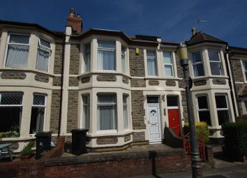 Thumbnail 3 bed terraced house to rent in Beauchamp Road, Bishopston, Bristol