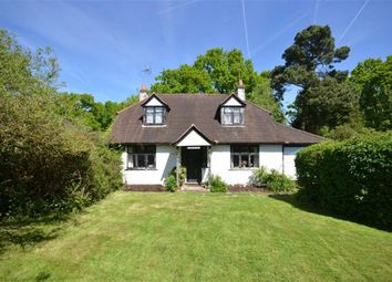 Thumbnail 3 bedroom detached house for sale in Fullers Road, Rowledge, Farnham