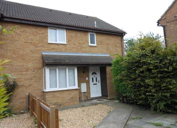 Thumbnail 2 bedroom terraced house to rent in Hudpool, Godmanchester
