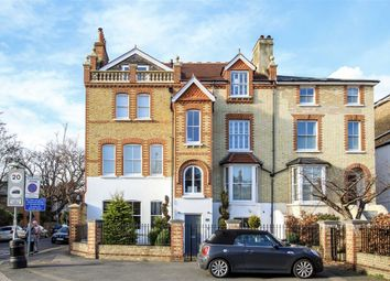 Thumbnail 3 bed flat for sale in Wilton Crescent, London