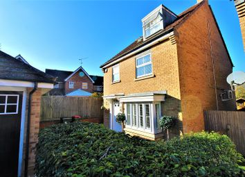 Thumbnail 4 bed detached house for sale in Lawrence Close, Maidenbower, Crawley, West Sussex.