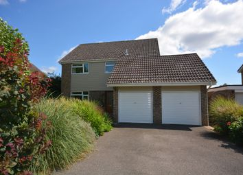 Thumbnail 4 bed detached house for sale in De Haviland Close, Merley, Wimborne