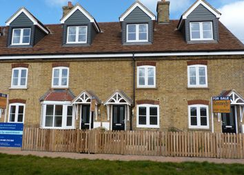 Thumbnail 3 bed cottage for sale in Heath Road, Gamlingay