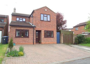 Thumbnail 4 bedroom detached house for sale in Fallow Road, Spondon, Derby