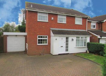 Thumbnail 3 bed detached house to rent in Loughshaw, Wilnecote, Tamworth