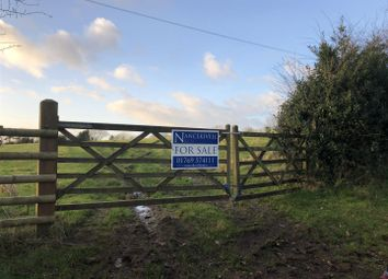 Thumbnail Land for sale in Knowstone, South Molton