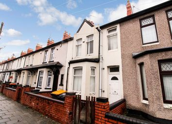 3 bed terraced house for sale in Vivian Road, Newport NP19