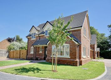 Thumbnail 4 bed end terrace house for sale in St. Giles Close, Holme, Peterborough