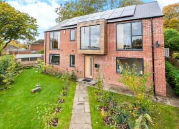 Thumbnail 4 bed detached house for sale in Andover Road North, Winchester, Hampshire