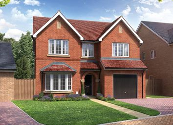 """Thumbnail 4 bed property for sale in """"The Natdene"""" at Station Road, Earls Colne, Colchester"""