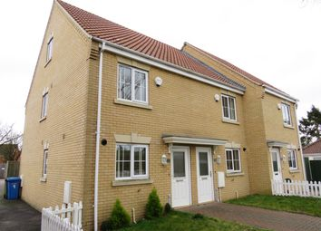 3 bed end terrace house for sale in Chapel Road, Carlton Colville, Lowestoft NR33