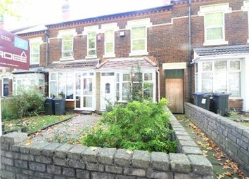 Thumbnail 2 bed terraced house for sale in Stockwell Road, Handsworth