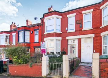 Thumbnail 3 bed terraced house for sale in St. Vincent Road, Wallasey