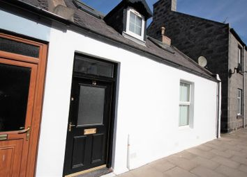 Thumbnail 2 bedroom end terrace house for sale in Wood Street, Aberdeen