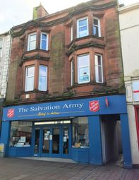 Thumbnail 2 bed flat for sale in 163A High Street, Dumfries, Dumfries & Galloway
