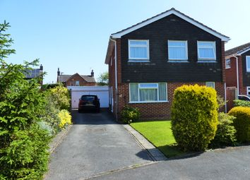 4 bed detached house for sale in Beech Drive, Ashbourne Derbyshire DE6