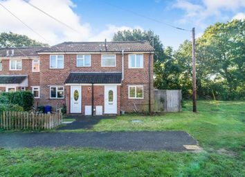 Thumbnail 3 bed end terrace house for sale in Fawley, Southampton, Hampshire