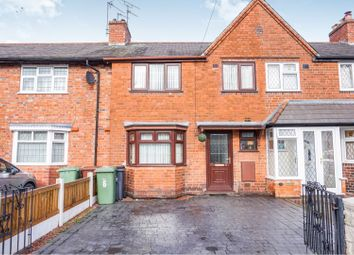 Thumbnail 2 bedroom terraced house for sale in Dartmouth Avenue, Willenhall