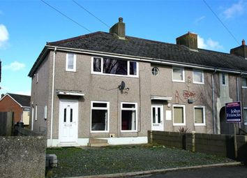 Thumbnail 2 bed end terrace house for sale in Coronation Avenue, Haverfordwest