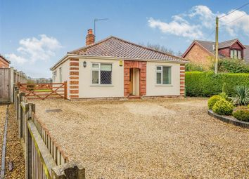 Thumbnail 4 bed detached bungalow for sale in The Turn, Hevingham, Norwich