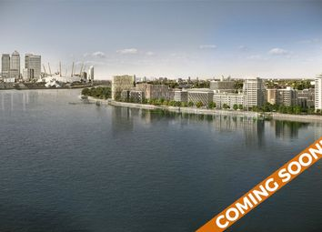 Thumbnail 2 bedroom flat for sale in Latitude House, Royal Wharf