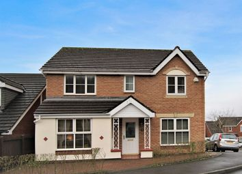 Thumbnail 4 bed detached house for sale in 12, Afal Sur, Pencoedtre Village, Barry, Vale Of Glamorgan