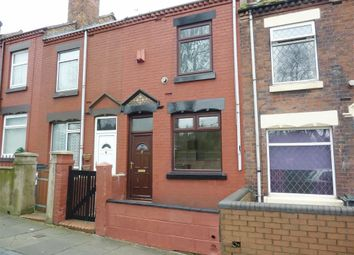 Thumbnail 2 bedroom terraced house to rent in Moorland Road, Burslem, Stoke-On-Trent