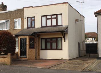 3 bed end terrace house for sale in Woburn Avenue, Elm Park, Essex RM12
