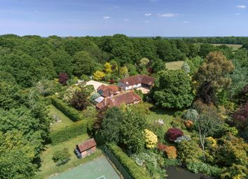 Thumbnail 8 bed detached house for sale in Brick Kiln Common, Wisborough Green, Billingshurst