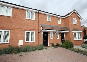 Thumbnail 3 bed mews house for sale in Foxton Close, Tamworth