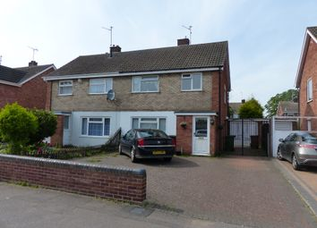 Thumbnail 3 bed semi-detached house for sale in Meynell Walk, Netherton