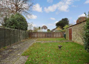 2 bed semi-detached bungalow for sale in Wrangleden Road, Maidstone, Kent ME15