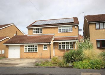 Thumbnail 4 bed detached house for sale in Lyndale Avenue, Edenthorpe, Doncaster