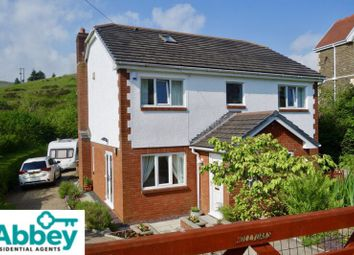 Thumbnail 4 bed detached house for sale in Holly Oaks, Varteg Row, Port Talbot