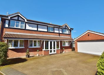 Thumbnail 4 bedroom detached house for sale in Bradford Road, Eccles, Manchester