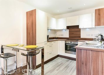 Thumbnail 1 bed flat to rent in Cabot Close, Croydon