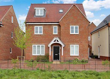 5 bed detached house for sale in Elm Close, Martlesham, Woodbridge IP12