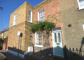 Thumbnail 2 bed end terrace house to rent in Walnut Tree Road, London