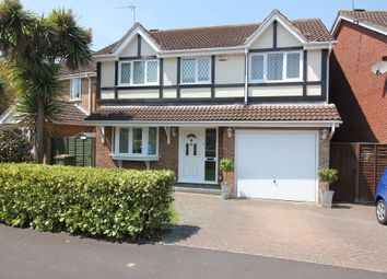 Thumbnail 4 bed detached house to rent in Cudworth Mead, Hedge End, Southampton