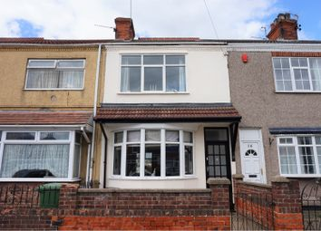 Thumbnail 2 bed terraced house for sale in Bramhall Street, Cleethorpes