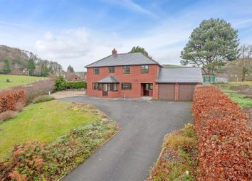 Thumbnail 3 bed detached house for sale in Ty Heulog, Lloyney, Nr, Knighton