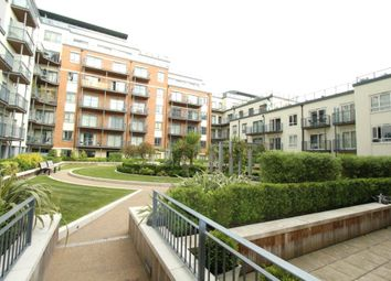Thumbnail 1 bed flat to rent in Curtiss House, 27 Heritage Avenue, London