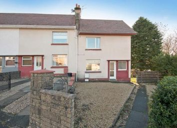 Thumbnail 2 bed end terrace house for sale in Queens Avenue, Largs, North Ayrshire, Scotland