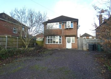 Thumbnail 3 bed detached house for sale in Radbourne Street, Derby, Derbyshire
