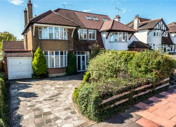 Thumbnail 4 bed semi-detached house for sale in St. Marys Avenue, Bromley
